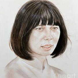 Jim Fitzpatrick - Young Vietnamese Woman