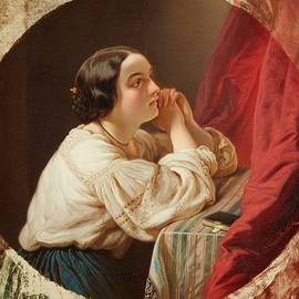 MotionAge Designs - Young Woman at Prayer