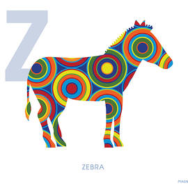 Z is for Zebra - Ron Magnes
