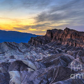 Zabriskie Point - Fine Art