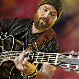 Zac Brown by Don Olea