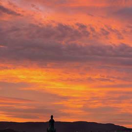 Steven Richman - Zagreb Sunset 5