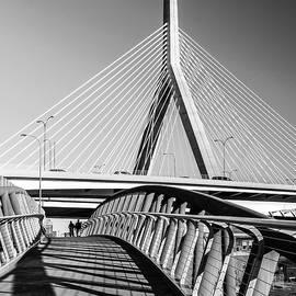 Betty Denise - Zakim Bridge and Walkway Boston, MA