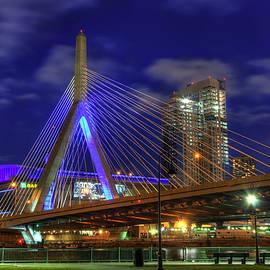 Joann Vitali - Zakim Bridge - Paul Revere Park - Boston