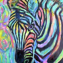 Kendall Kessler - Zebra Curve