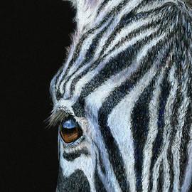 Sarah Batalka - Zebra Detail