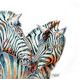 Stephie Butler - Zebra