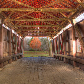 Sharon McConnell - Sycamore Park Covered Bridge