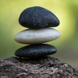 Zen Stones by Dale Kincaid