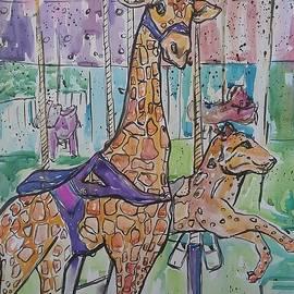 Zoo Atlanta Carousel  by Arrin Freeman