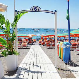 Anastasy Yarmolovich - Positano Beach II
