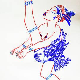 Gloria Ssali - Zulu Traditional Dance South Africa