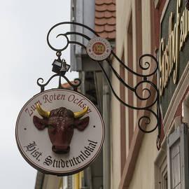 Zum Roten Ochsen Heidelberg