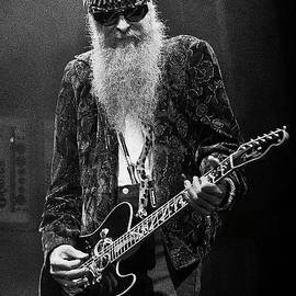 ZZ Top-Billy-0012 by Gary Gingrich Galleries