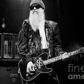 ZZ Top-Billy-0052 by Gary Gingrich Galleries