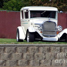 1929 Ford Model A Coupe by Charles Robinson