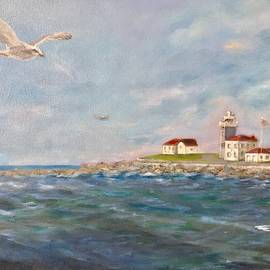 A Seagulls View by Anne Barberi