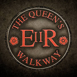 A Walk with the Queen by Enzwell Designs
