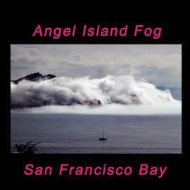 Angel Island Fog by Frank DiMarco