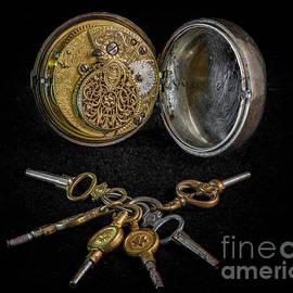Antique Pocket Watch  by Adrian Evans