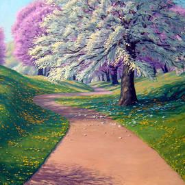 Apple Blossom Trail by Rick Hansen