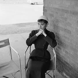 Audrey Hepburn by Hulton Archive