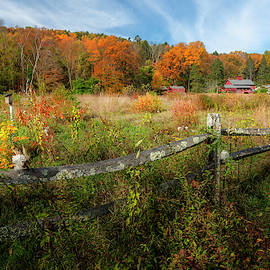 Autumn Country by Bill Wakeley