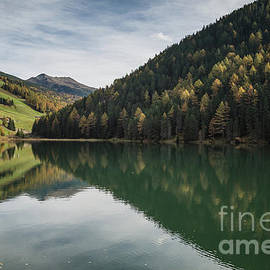 Autumn in South Tyrol by Eva Lechner