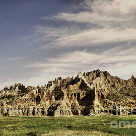 South Dakota badlands by Jeff Swan
