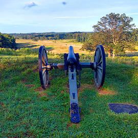 Battle of Gettysburg by Michael Rucker
