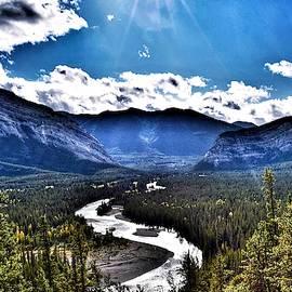 Bow River by Dana Hardy