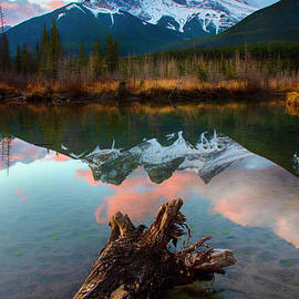 To The Wild Country Canadian Rocky Mountains 2 by Bob Christopher