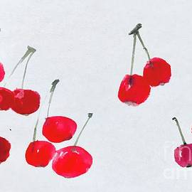 Cherries  by Lavender Liu