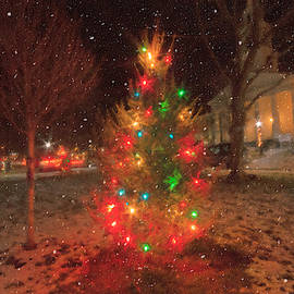 Andrea Swiedler - Christmas in New Milford