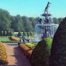 Clemens/Munsinger Gardens by Rick Hansen