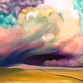 Clouds Of Promise by Marie Clark