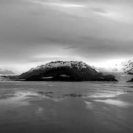 College Fjord Scene by Paul Coco