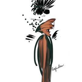 Peta Brown - Cool in copper