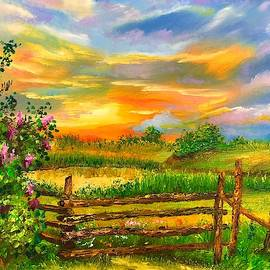 Countryside by Marina Wirtz