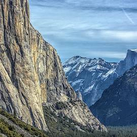 El Capitan Yosemite National Park  by Chuck Kuhn