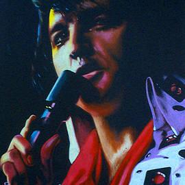 Elvis by Robert Korhonen