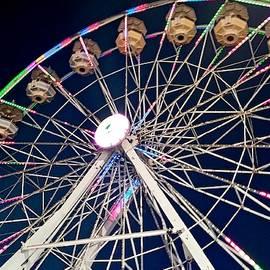 Ferris Wheel Fun by Ally White