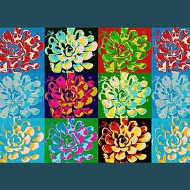 Plant Pattern by Marshal James