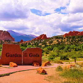 Garden of the Gods  by Ola Allen