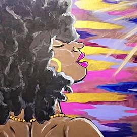Golden Vibrations  by Anu Medley