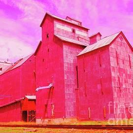 Grain Storage by Jeff Swan