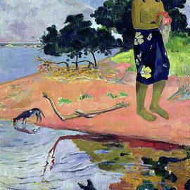 Haere Pape, 1892 by Paul Gauguin