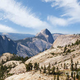 Half Dome by Sharon Seaward