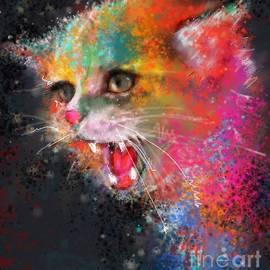 Kitty by Nesrin Gulistan