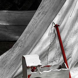 Little Re...uh, White Wagon by Guy Shultz